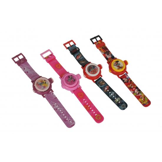 Minnie Mouse horloge voor kinderen