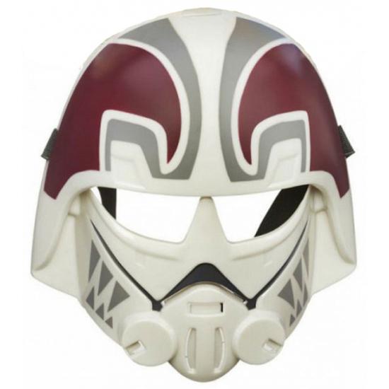 Feestmasker Rebel voor kids