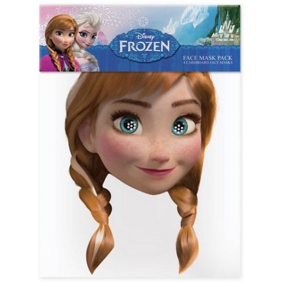 Frozen artikelen Anna masker