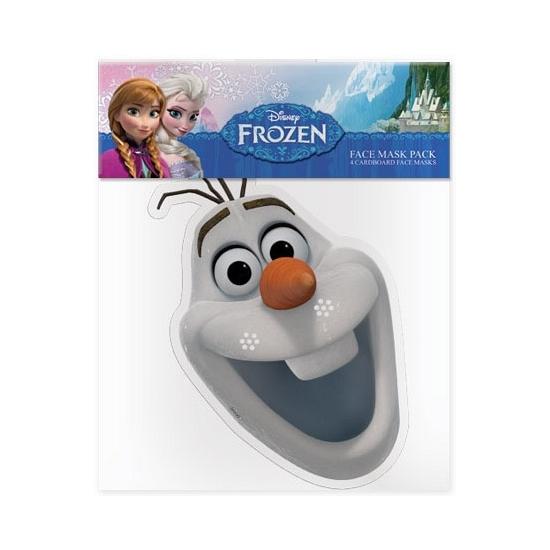 Frozen artikelen Olaf masker