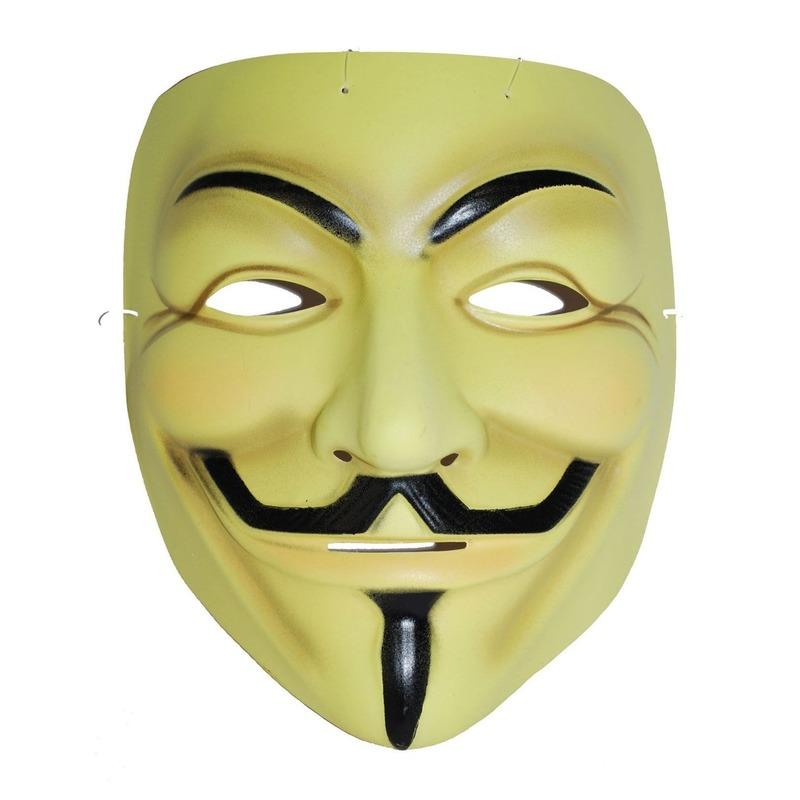 Plastic Vendetta masker