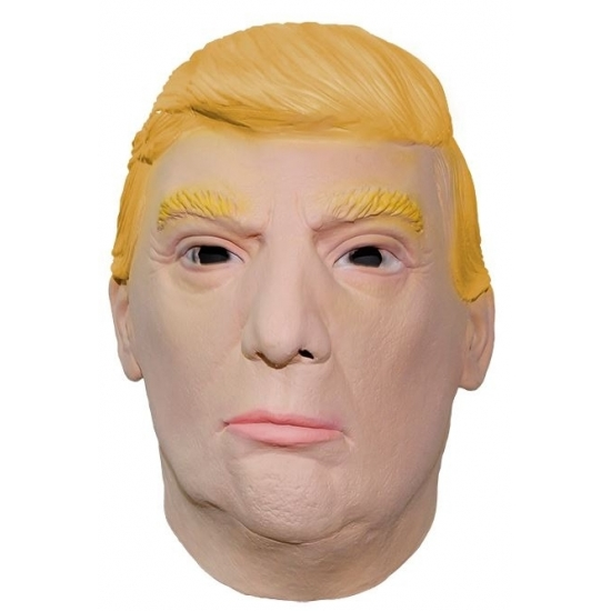 Rubberen Trump masker Grab em by the pussy