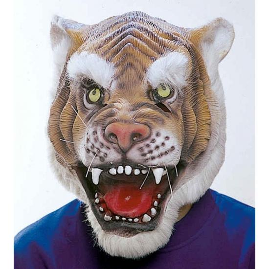 Tijger maskers 100% latex