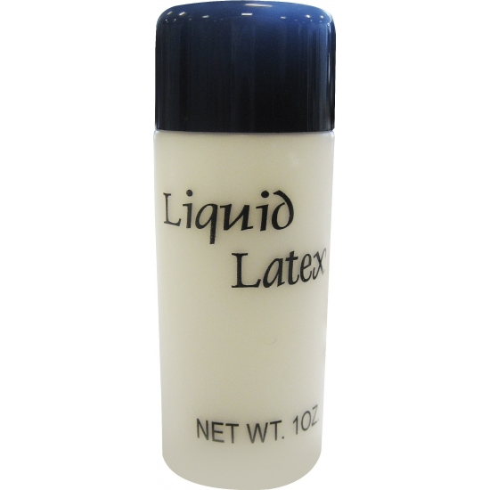 Vloeibare latex schmink-make-up tube 28 ml
